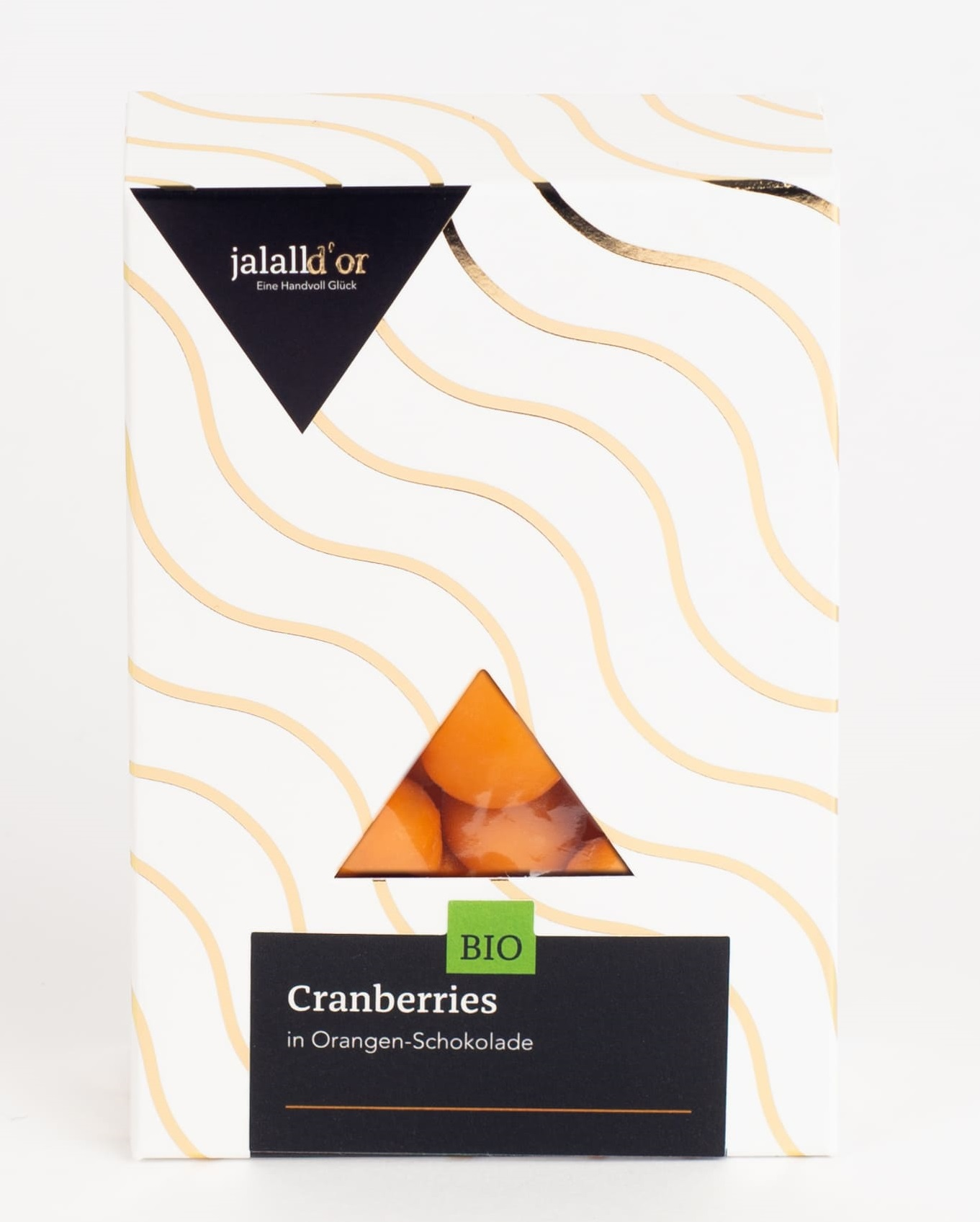 Cranberries in Orangen-Schokolade bio