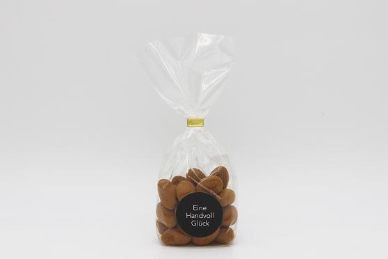 Zimtmandeln in Vollmilch-Schokolade