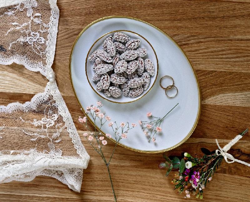 Orientalische Rosenmandeln, Nogl