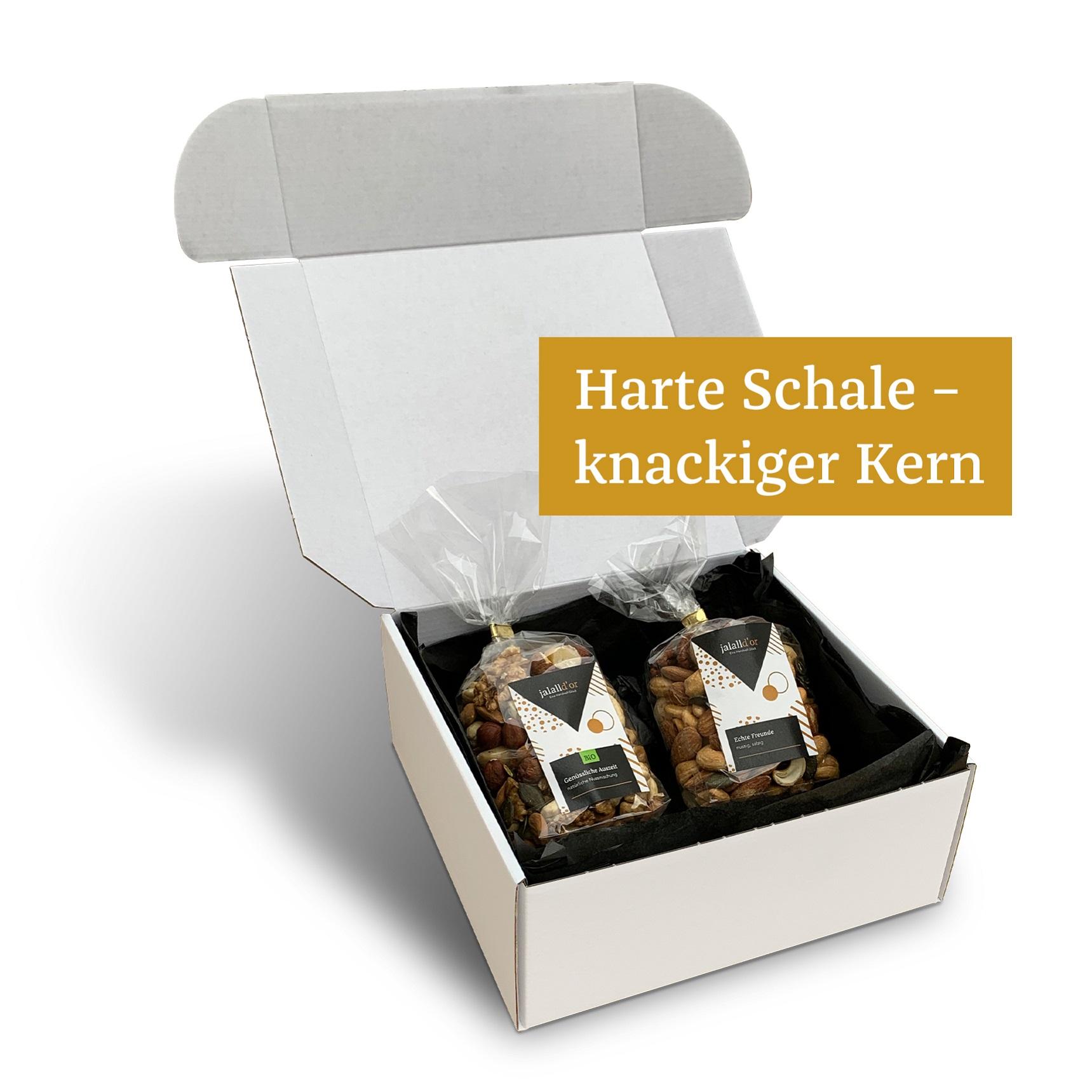 Mischungsbox-HarteSchale-2er