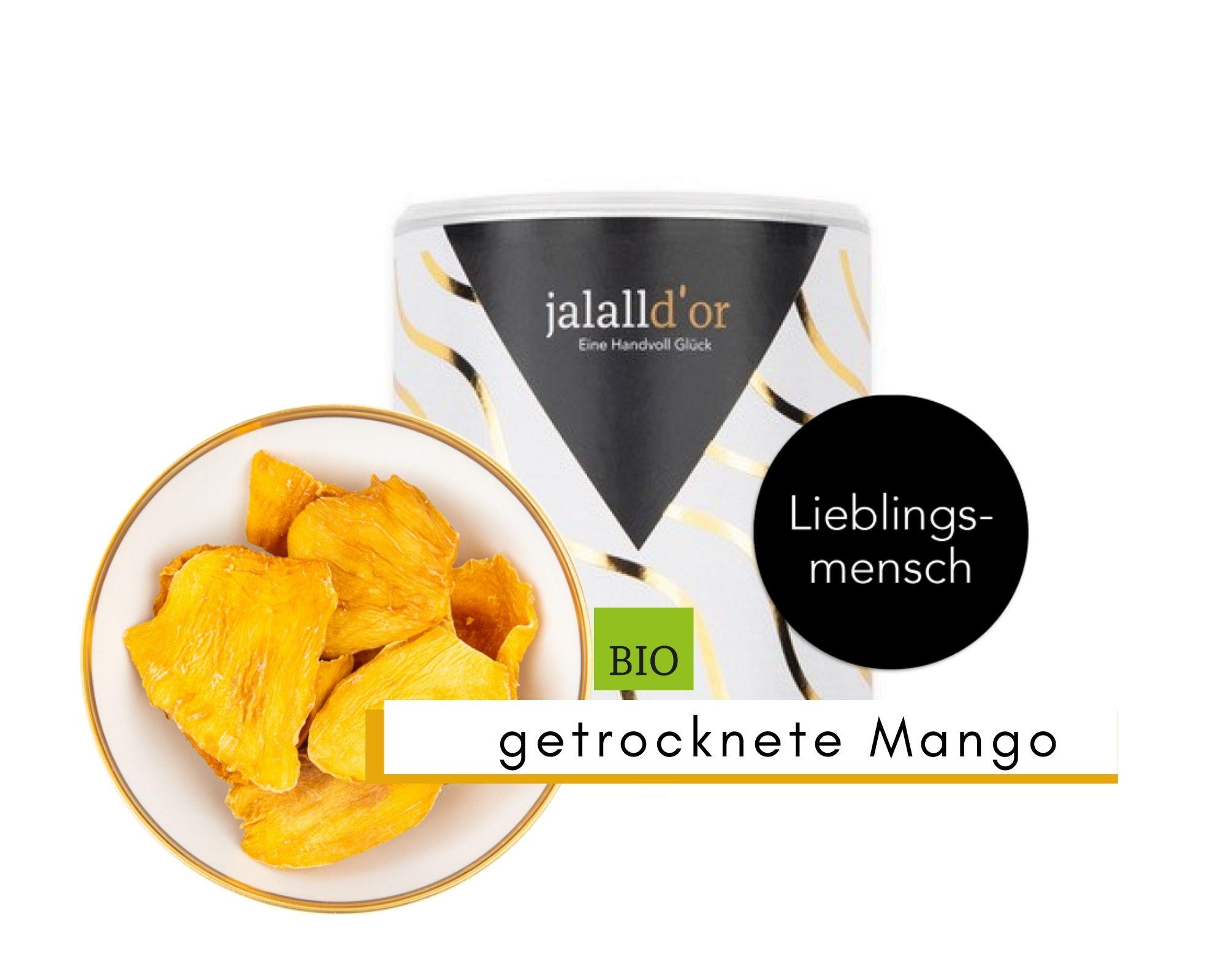Lieblingsmensch - Mango getrocknet Bio