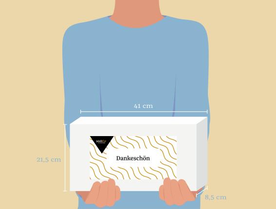 Dankeschön - 7er Box