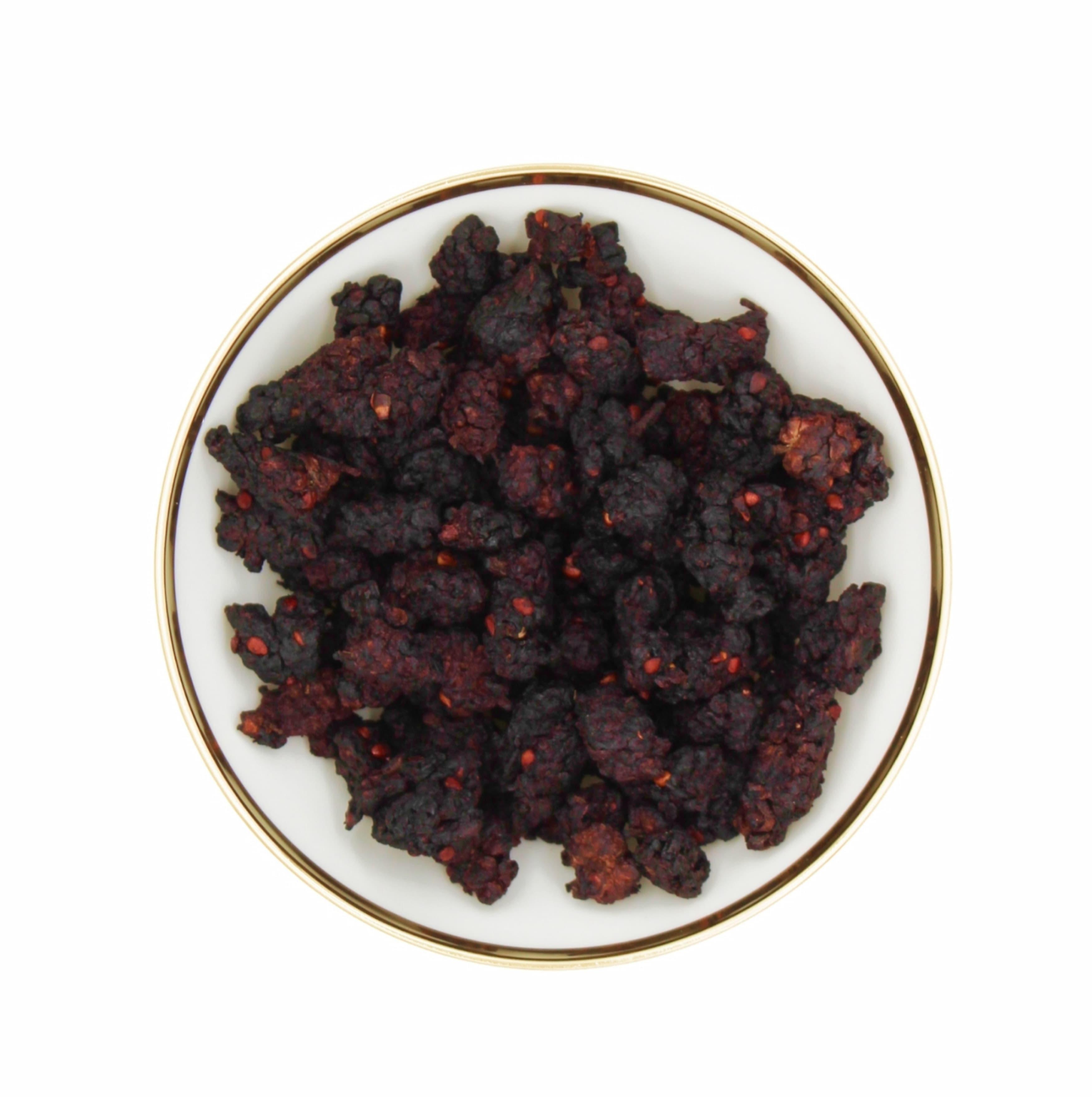 Maulbeeren schwarz bio