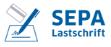 Lastschrift SEPA